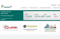 Ramai soal Harga Saham ANTM, Berikut Profil dari Aneka Tambang (Antam)...