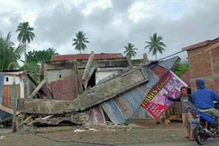 Kamis (14/1/2021) pukul 13.35 WIB, wilayah Majene, Sulawesi Barat diguncang gempa tektonik. Hasil analisis BMKG menunjukkan gempa ini memiliki magnitudo  5,9.