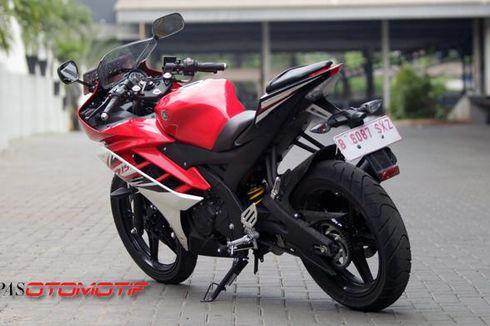 Ekspor Jadi Nafas Kedua Yamaha R15