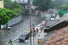 Sempat Banjir, Genangan Air di Sejumlah Titik di Jakarta Kini Sudah Surut
