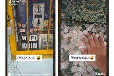 Video Viral Mesin Wifi Koin Internet, Sehari Bisa Dapat Rp 100.000