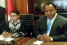 Wartawan Papua Niugini Dilarang Bertanya soal Papua Barat Saat Kunjungan Menlu RI