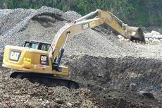 Galian Pasir di Cianjur Longsor, Satu Pekerja Tertimbun, Evakuasi Ditunda