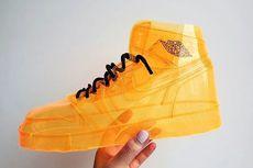 Unik, Kreasi Sneaker Air Jordan 1 Jelly,