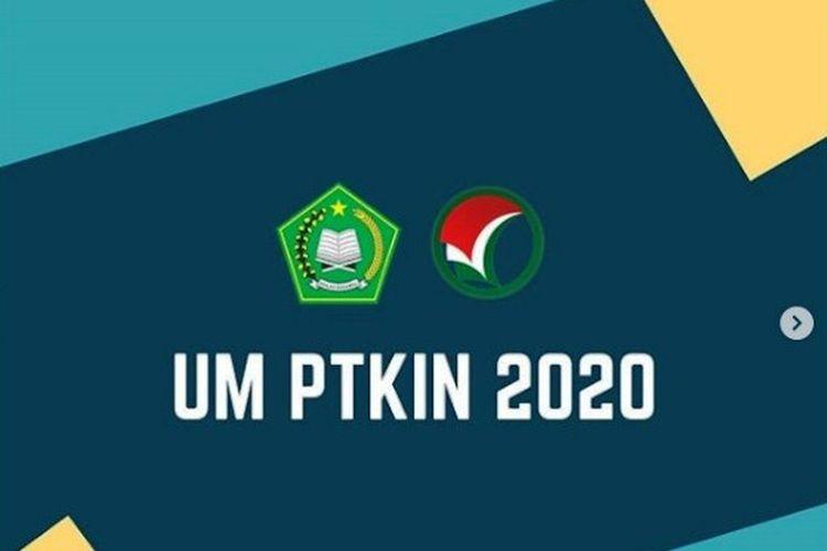 Tangkapan layar akun Instagram UM-PTKIN 2020.
