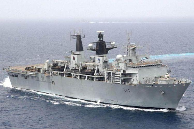 Kapal perang Inggris, HMS Albion