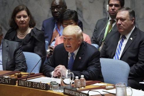 Trump: Tanpa Izin AS, Korsel Tak Bisa Cabut Sanksi Korut