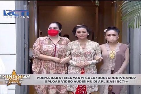 Krisdayanti Tak Hadir, Aurel Hermansyah Didampingi Yuni Shara di Prosesi Siraman