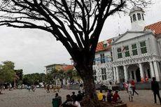 PKL Liar di Kota Tua Minta Tempat untuk Jualan