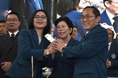 Prof. Reini Wirahadikusumah Dilantik Jadi Rektor Perempuan ITB Pertama