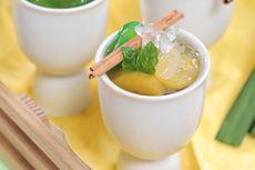 Resep Setup Kiwi Pisang Melon, Es Buah Segar untuk Takjil