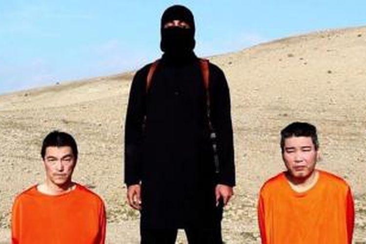 ISIS merilis video terbaru berisi tuntutan tebusan untuk dua warga negara Jepang yang ditawan kelompok itu.