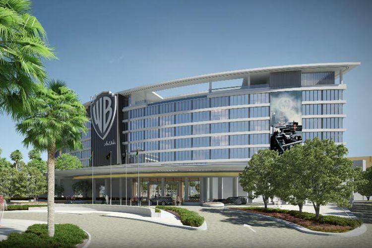 Warner Bros Bangun Hotel di Abu Dhabi