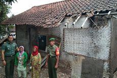 25 Tahun Tinggal di Gubuk Reyot, Mak Aroh Dapat Hibah Lahan dari Babinsa