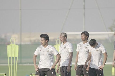 Hasil Timnas Indonesia Vs Oman, Gol Evan Dimas Gagal Selamatkan Garuda