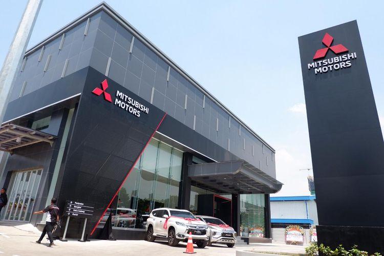 Mitsubishi resmikan dealer Srikandi Lenteng Agung pada Senin 18 November 2019