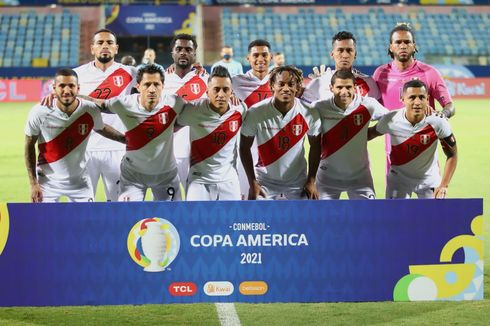 Profil Gianluca Lapadula, Striker Kelahiran Italia yang Bela Timnas Peru