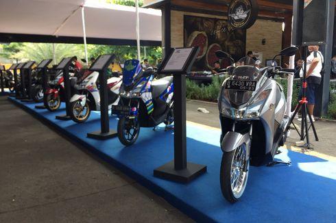 Kontes Modifikasi Maxi Yamaha Dimulai