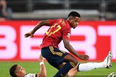 Luis Enrique Siap Mainkan Ansu Fati dan Adama Traore di UEFA Nations League