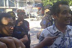 Sengketa Ruko, Polisi Usir Pedagang yang Temui Wartawan