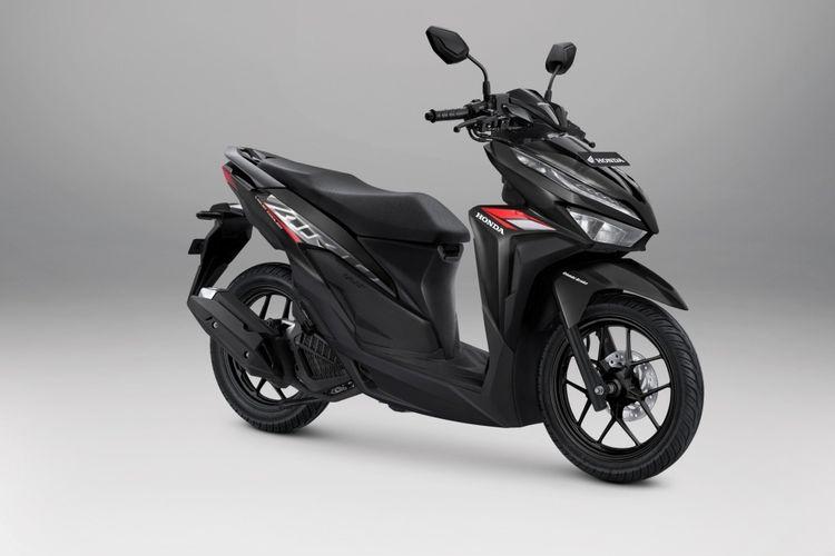 Honda Vario 125 2021 dapat striping dan pilihan warna baru