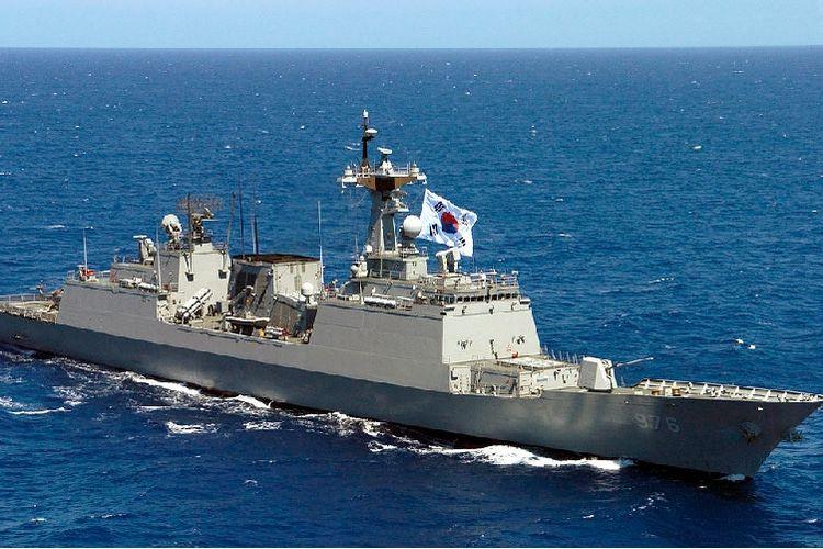 Kapal perang AL Korsel, Munmu the Great.