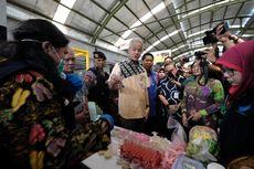 Ganjar Temukan Makanan Berformalin Saat Pantau Harga Sembako di Pasar
