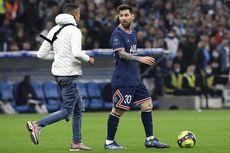 Kekacauan di Le Classique: Messi Dikejar Fan, Neymar Dilindungi Tameng