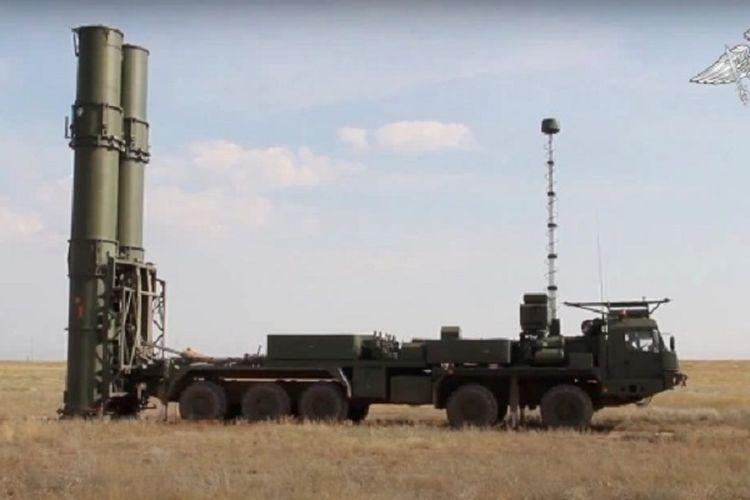 Inilah S-500 Prometheus, sistem pertahanan terbaru Rusia yang diklaim bisa merontokkan senjata berkecepatan hipersonik.