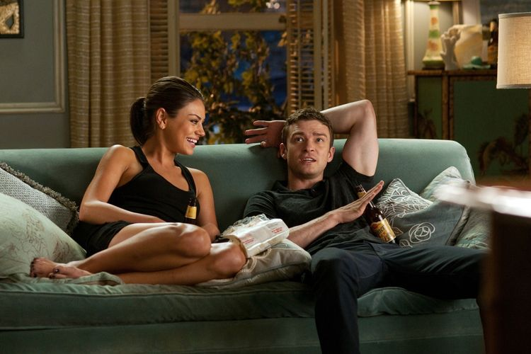 Sinopsis Friends with Benefits, Hubungan Rumit Justin Timberlake dan Mila Kunis
