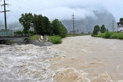 Agar Terhindar dari Banjir, Begini Persiapan yang Dilakukan Swiss
