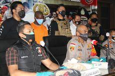 Ingin Kelabui Polisi, Pembunuh WN Nigeria Membotaki Kepala Saat Kabur