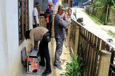 Tim PVMBG Teliti Retakan Tanah dan Bangunan akibat Gempa Mamasa