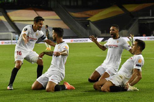 Jadwal Final Liga Europa 2020, Sevilla Vs Inter Milan