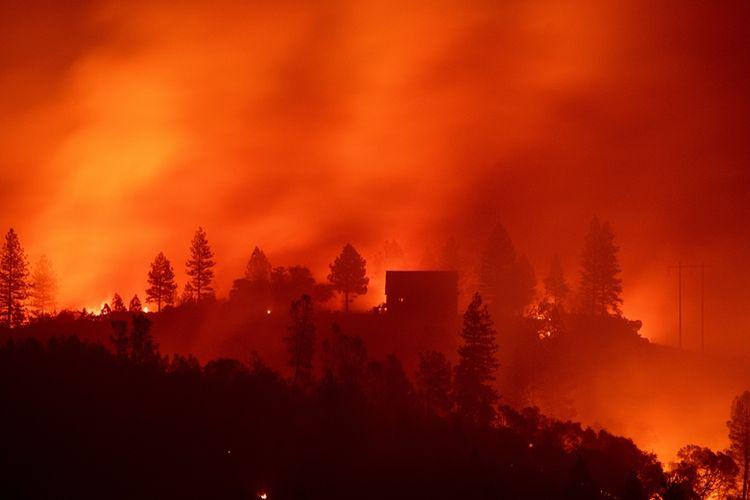 Kebakaran hutan yang melanda wilayah di utara California yang disebut Kebakaran Camp telah menewaskan lebih dari 40 orang dan disebut kebakaran paling mematikan dalam sejarah negara bagian tersebut.