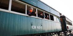 Tak Hanya Gowes, Tour de Borobudur 12 Hadirkan Pengalaman Naik Kereta Uap
