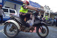 Difabel Pengendara Motor di Lampung Kini Tidak Lagi Takut Kena Tilang
