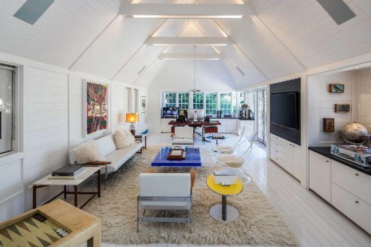 Rumah pasangan Jennifer Aniston dan Brad Pitt