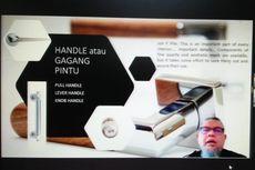 Kenari Djaja Akan Cantumkan Nama Pemenang Kompetisi Desain pada Produk Gagang Pintu
