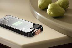 Canggih... Tanpa Kabel, Meja Dapur Ini Bisa Mengisi Baterai Ponsel!