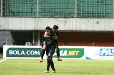 HT Persiraja Vs Arema FC: Rafli Cetak Gol Tendangan Bebas, Singo Edan Unggul 1-0