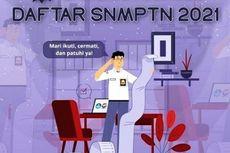 H-3 Pendaftaran SNMPTN 2021, Siswa Selesai Daftar 293.768