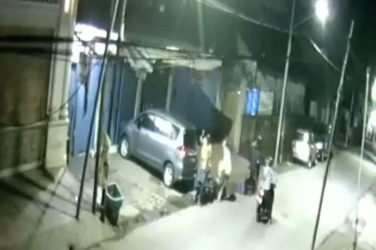 Kasus begal yang menimpa driver ojol di Klender, Jakarta Timur, pada Jumat (27/11/2020) lalu.