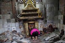 9,1 Ton Bantuan dan Tim Kemanusiaan Diterbangkan untuk Korban Gempa Nepal