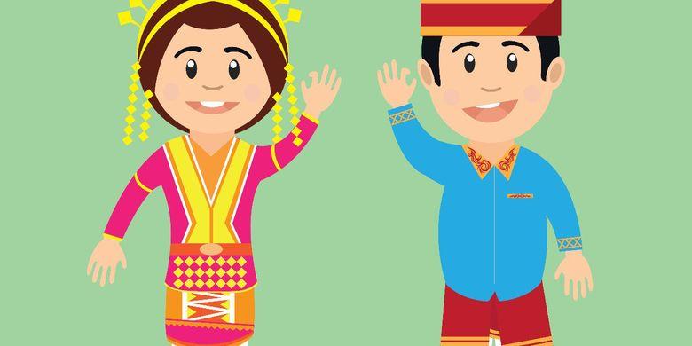Potensi Budaya Indonesia Dan Upaya Pemanfaatannya Halaman All Kompas Com