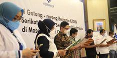 Atasi Tantangan Ketenagakerjaan, Kemenaker Gelar Deklarasi Gotong Royong