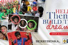 Donasi untuk Pendidikan Anak dengan Belanja di Berrybenka