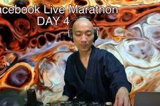 Viral, Video Biksu Padukan Teks Ajaran Buddha dengan Beatbox