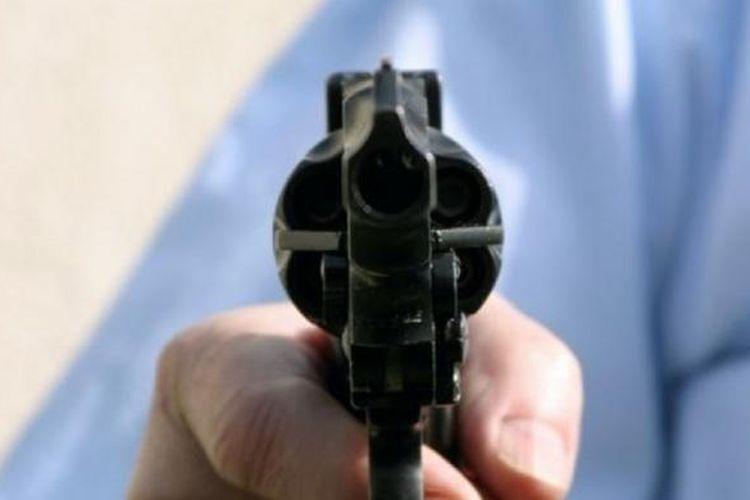 Ilustrasi pistol
