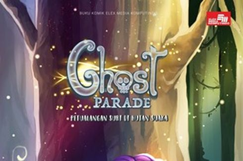 Ghost Parade, Petualangan Mencari Jalan Pulang Bersama Makhluk Halus